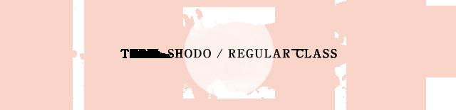 TRIAL SHODO / REGULAR CLASS